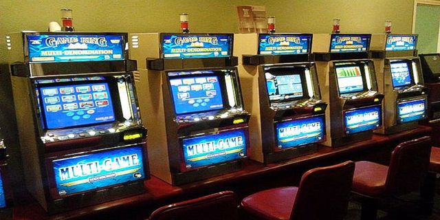 Slot Game Room